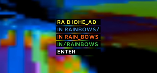 Radiohaed - In Rainbows