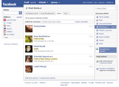Facebook - 7 důvodů, proč mám rád Facebook