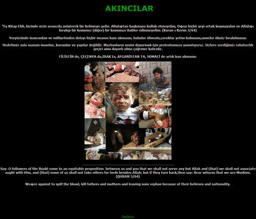 Oficiální web Sigur Rós byl včera (9. června 2008) hacknut