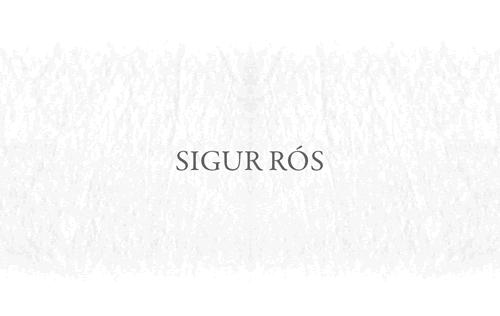 Homepage Sigur Rós