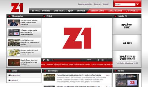 Nová zpravodajská stanice Z1